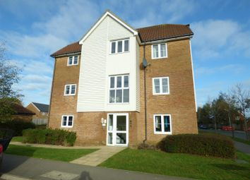 Thumbnail 2 bed flat to rent in Atkinson Road, Hawkinge, Folkestone