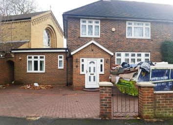 Thumbnail 6 bed semi-detached house to rent in Boniface Walk, Harrow