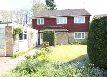 Thumbnail 4 bed detached house for sale in Firglen Drive, Yateley, Hampshire