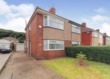 Thumbnail 3 bed semi-detached house for sale in Brinsworth Hall Grove, Brinsworth, Rotherham, South Yorkshire