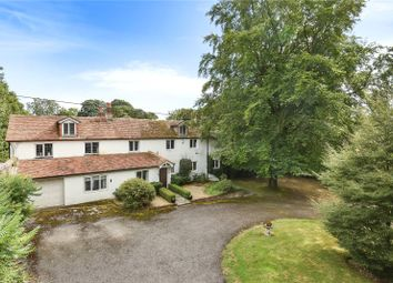Thumbnail 5 bed detached house for sale in The Old Cottage, Kempshott Park, Dummer, Hampshire