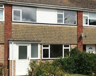 3 bed terraced house to rent in Laburnum Walk, Rustington, Littlehampton BN16