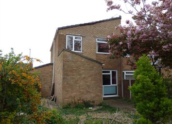 Thumbnail 3 bed end terrace house to rent in Willow Close, Bulwark, Chepstow