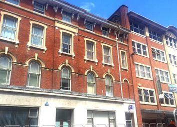 Thumbnail 2 bedroom flat to rent in Princes Street, Ipswich