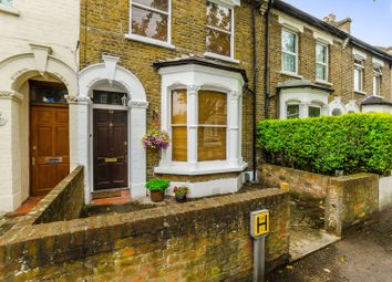 Thumbnail 3 bed terraced house for sale in Leslie Road, Leyton