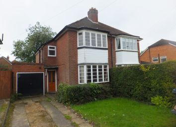 Thumbnail 3 bed semi-detached house for sale in Slade Road, Four Oaks, Sutton Coldfield