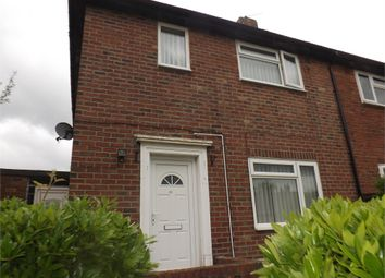 Thumbnail 2 bed terraced house to rent in Lavender Gardens, Sacriston, Durham