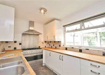 Thumbnail 3 bed terraced house to rent in St Pinnock Avenue, Staines-Upon-Thames, Surrey