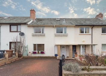 Thumbnail 4 bedroom terraced house for sale in 14 Glendinning Crescent, Liberton, Edinburgh