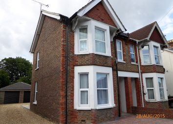 Thumbnail 6 bed semi-detached house to rent in Neville Road, Bognor Regis