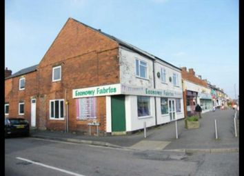 Thumbnail 3 bed end terrace house to rent in Heath Road, Holmewood, Chesterfield, Derbyshire