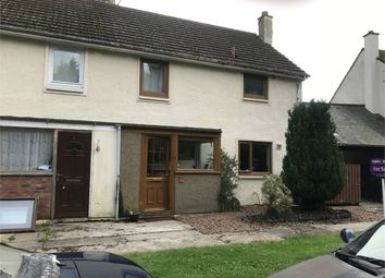 Thumbnail 3 bed terraced house for sale in Halsey Drive, Edzell, Brechin, Aberdeenshire