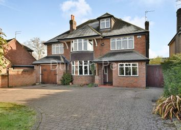Thumbnail 6 bed detached house for sale in Holloways Lane, North Mymms, Hatfield
