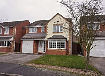 Thumbnail 4 bed detached house for sale in Lilac Way, East Goscote