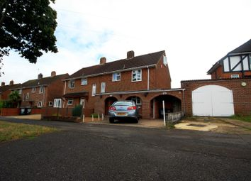 Thumbnail 3 bedroom semi-detached house for sale in Moorside Road, Bournemouth
