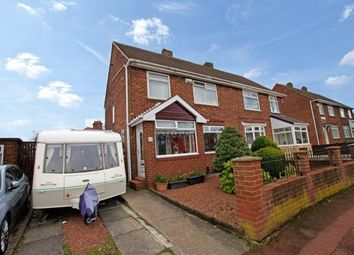 Thumbnail 3 bed semi-detached house for sale in Brookvale Avenue, Kenton, Newcastle Upon Tyne, Tyne And Wear