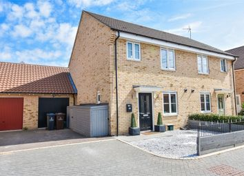 Thumbnail 3 bed semi-detached house for sale in Fowler Road, Colchester, Essex
