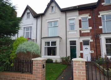 Thumbnail 6 bed terraced house for sale in Edwards Road, Whitley Bay