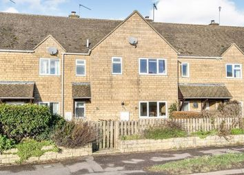 Thumbnail 3 bed terraced house for sale in Field Lane, Willersey, Broadway, Gloucestershire