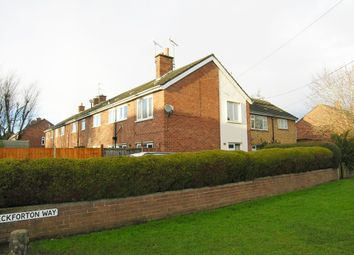 Thumbnail 2 bed flat for sale in Peckforton Way, Upton, Chester