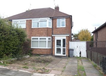 3 bed semi-detached house for sale in Chestnut Avenue, Humberstone, Leicester LE5