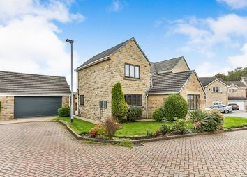 Thumbnail 4 bed detached house for sale in Stonecroft Court, Silkstone Common, Barnsley