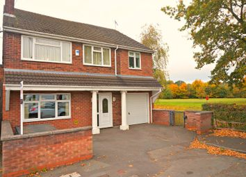 Thumbnail 4 bedroom detached house for sale in Stennels Close, Coventry
