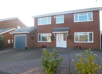 Thumbnail 4 bedroom detached house to rent in Pickards Way, Wisbech