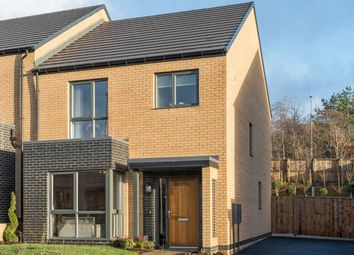 "Thumbnail 3 bed semi-detached house for sale in ""The Elder"" at Mount Ridge, Birtley, Chester Le Street"