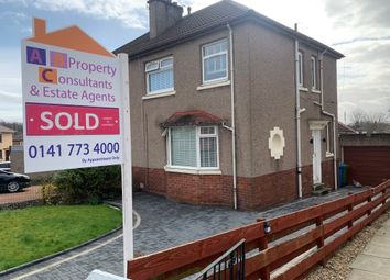 Thumbnail 3 bed flat for sale in Stephen Crescent, Garrowhill