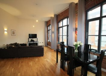 Thumbnail 2 bed flat for sale in Spindle House, East Street, Leeds