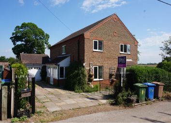 Thumbnail 4 bed detached house for sale in Saltmarshe, Goole