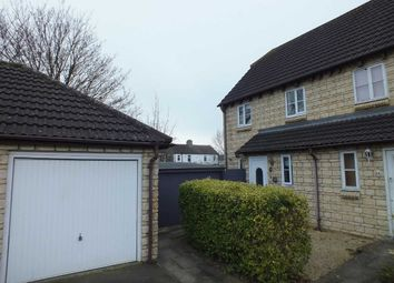 Thumbnail 3 bed semi-detached house for sale in Bridge Court, Westbury, Wiltshire