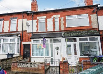 2 bed terraced house for sale in Westminster Road, Selly Oak, Birmingham B29