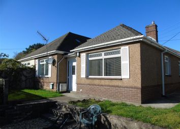 Thumbnail 2 bed bungalow to rent in St Annes Close, Newbridge, Newport