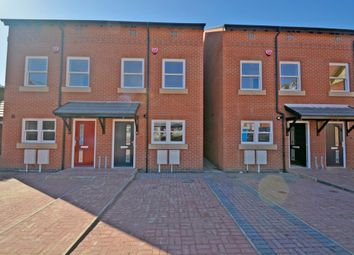 Thumbnail 3 bed mews house to rent in Well Lane, Hinckley, Leicestershire