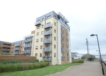 Thumbnail 2 bed flat for sale in Hibernia Court, North Star Boulevard, Greenhithe