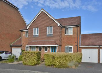 Thumbnail 3 bed semi-detached house for sale in Brisley Close, Kingsnorth, Ashford