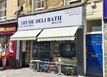 Thumbnail Restaurant/cafe for sale in 27 Westgate Street, Bath