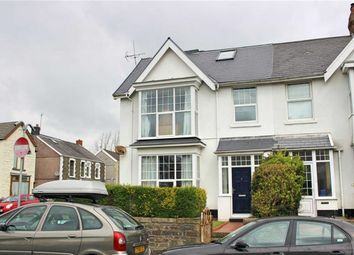 Thumbnail 5 bed end terrace house for sale in Hazelmere Road, Sketty, Swansea