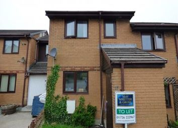 Thumbnail 2 bed property to rent in Torwood Close, Bodmin