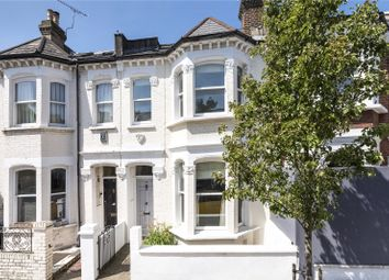Thumbnail 4 bed terraced house for sale in Ashington Road, Parsons Green, Fulham, London