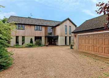Thumbnail 4 bed detached house for sale in Marriotts Avenue, South Heath, Great Missenden