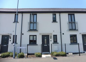 Thumbnail 2 bedroom terraced house to rent in Pomphlett Farm Industrial, Broxton Drive, Plymouth