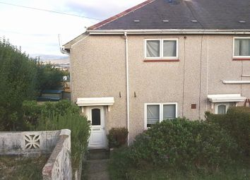 Thumbnail 3 bedroom end terrace house to rent in Emlyn Road, Mayhill, Swansea