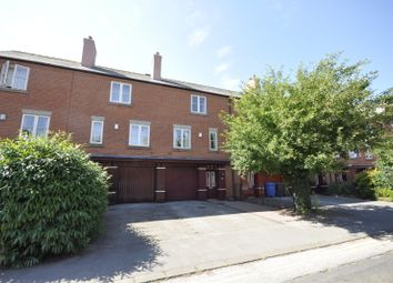 Thumbnail 3 bed town house to rent in Calvert Street, Derby