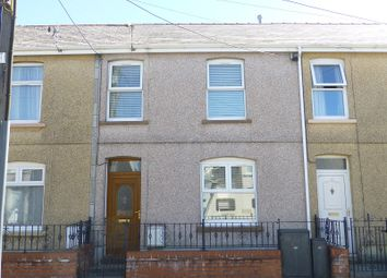 Thumbnail 3 bed terraced house for sale in Talbot Road, Ammanford, Carmarthenshire.