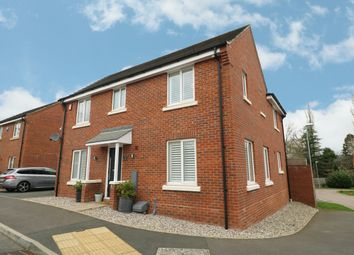 Morrey Close, Wythall, Birmingham B47. 4 bed detached house for sale