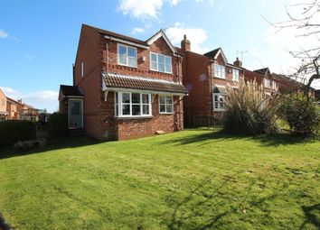 Thumbnail 3 bed detached house for sale in Village Farm Court, Beal, Goole