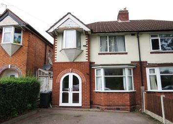 Thumbnail 3 bedroom property to rent in Gibbins Road, Selly Oak